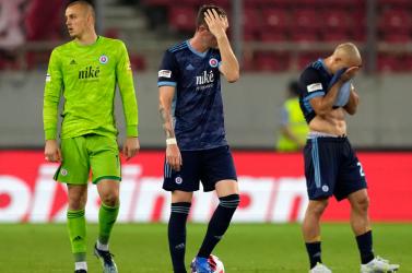 Európa-liga – Konferencia-liga: A Slovant simán verte a görög bajnok, a zsolnaiak is osztálykülönbséggel kaptak ki Jablonecben