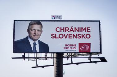 Az emberek több mint fele észre sem vette Szlovákiában, hogy választási kampány folyik