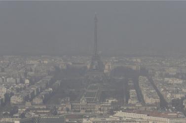 Az európai városok több mint felében még mindig probléma a levegőszennyezettség