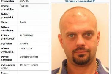 Dél-Afrikában elkapták az egyik legkeresettebb szlovák bűnözőt!