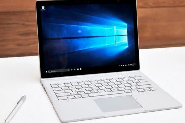 Kisebb vagyonba kerül a Microsoft rekordgyors laptopja