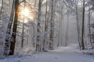 Megérkezett a tél: Egész napos fagyok várhatóak