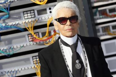 Elárverezik Karl Lagerfeld hagyatékát
