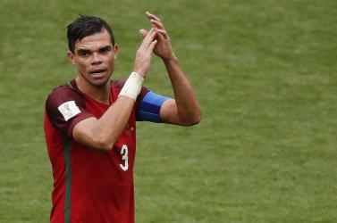 Pepe Törökországból szólt be a Real Madrid szurkolóinak