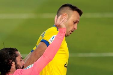 Rasszista botrány a spanyol bajnokin – a Valencia játékosai tiltakozásul levonultak a pályáról!