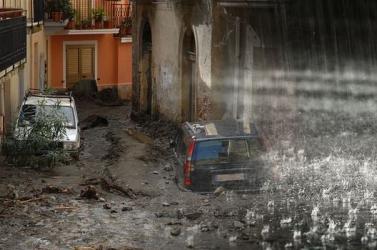 Halálos áldozatai is vannak az özönvízszerű esőzésnek Katalóniában