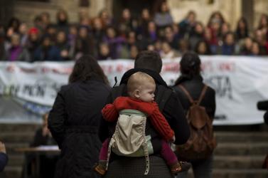 Spanyolország fellázadt a nőkkel szembeni erőszak ellen