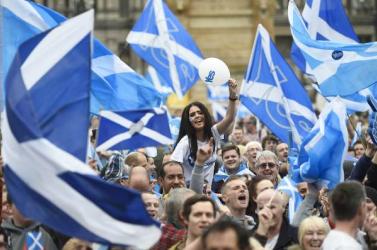 Újra lehet népszavazás Skócia függetlenségéről