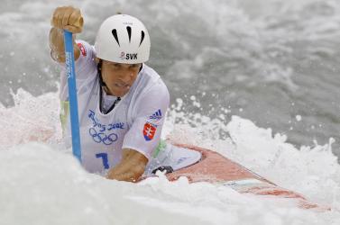 Peking 2008: Elődöntősök a szlovák vadvízi kajak-kenusok