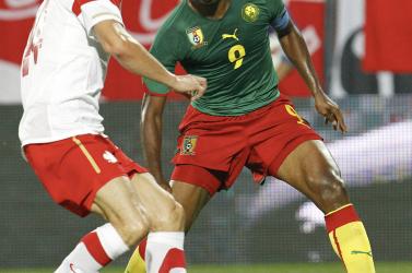 Eto'o eltiltása után visszatér a kameruni válogatottba