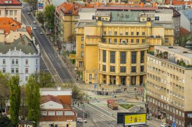 A pozsonyi Comenius Egyetem újra a legjobb egyetemek között