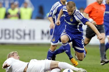 UEFA-kupa, elődöntő, 1. mérkőzés: Ikszeltek az ukránok, idegenben diadalmaskodtak a kikötővárosiak