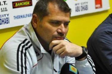 MFK Košice-DAC - Radványi: A sorsunk a saját kezünkben van