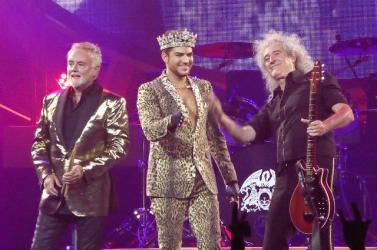 Adam Lamberttel koncertezik a Queen Budapesten