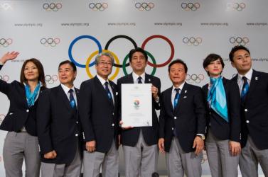 Olimpia 2020 - Tokió a rendező