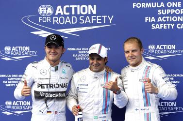 Felipe Massa indul az élről a Forma-1 Osztrák Nagydíján