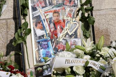 Forma-1 - Magyar Nagydíj: Hamilton és Rosberg az elhunyt Bianchiért is versenyez