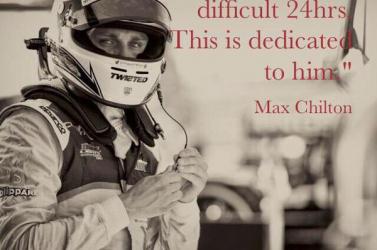 Jules Bianchinak ajánlotta győzelmét volt csapattársa
