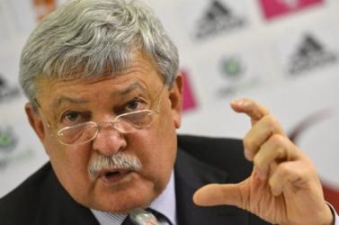 Csányi Sándor FIFA-tag akar lenni