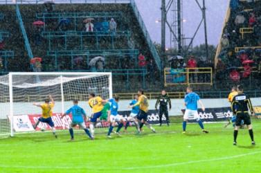 Corgoň Liga: DAC - FC Nitra 1:1 (Online)