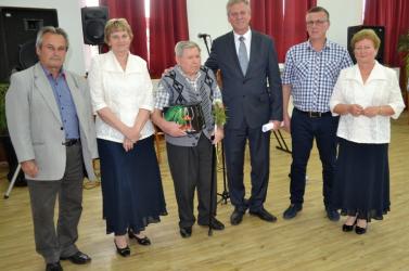 Kerek évfordulós nyugdíjasokat köszöntöttek Jányokon