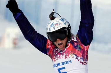 Szocsi 2014: Megvan az első cseh arany, Eva Samková szerezte hódeszkán