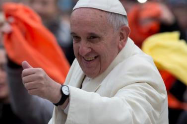 Paralimpia 2016 - A pápa szerencsét kívánt a verenyzőknek