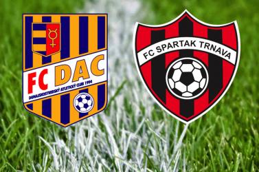 Corgoň Liga: DAC - Spartak Trnava 1:0 - Megmenekült a DAC!