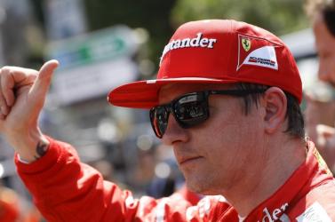 Räikkönen: Nem én döntöttem úgy, hogy elhagyom a Ferrarit