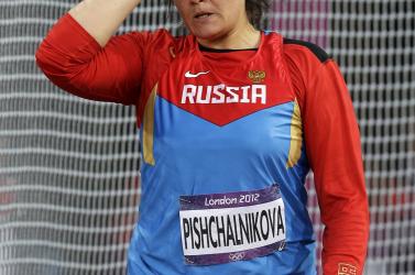 Örökös eltiltást is kaphat az olimpiai ezüstérmes diszkoszvetőnő
