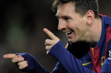 Messi mesterhármassal tette emlékezetessé 300. bajnokiját
