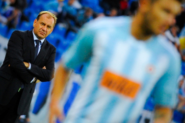 Lemondott a Slovan Bratislava edzője
