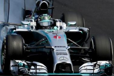 Rosberg vakarózott, ezért volt rossz az autója