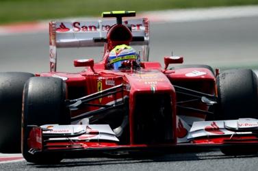 Formula-1 Spanyol Nagydíj: Felipe Massa lett az első a harmadik szabadedzésen
