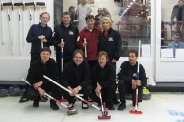 Győzelemmel kezdtek a magyarok a curling-Eb-n