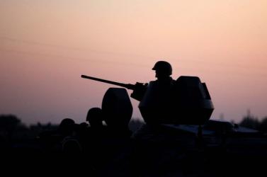 Szíria - Tucatnyi dzsihadistával végzett a török hadsereg