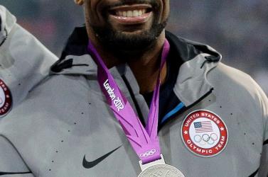 LONDON 2012: Tyson Gay doppingügye miatt megfosztották az amerikai váltót az olimpiai ezüsttől!