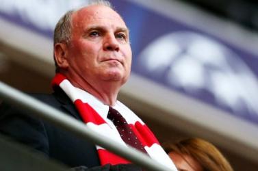 Megkezdte börtönbüntetését a Bayern München volt elnöke