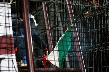 Elnézést kér a Román Labdarúgó Szövetség a zászlóégetés miatt