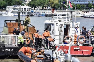 Dunai hajóbaleset - Újabb áldozatot azonosítottak