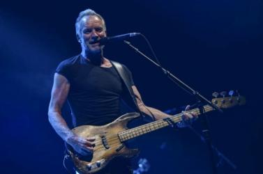 Sting volt a legnépszerűbb a hírességekkel közös virtuális élmények jótékonysági aukcióján