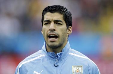 Suárez aláírt az Atlético Madridhoz
