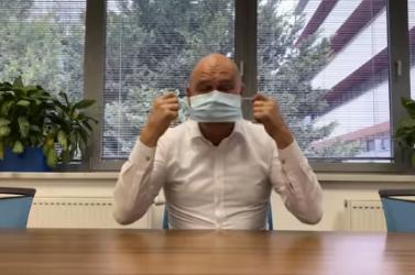 U Can't Touch This Sulík módra: Kiveri a biztosítékot videójával a miniszter, amelyben az intézkedések betartására buzdít