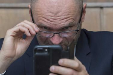 Szégyennek nevezte Sulík, ami az OĽaNO pénzügyminisztere mellett történik