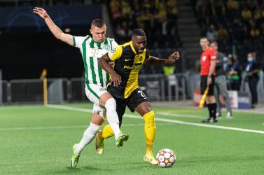 BL-selejtező: Hiába játszott emberelőnyben, kikapott a Ferencváros