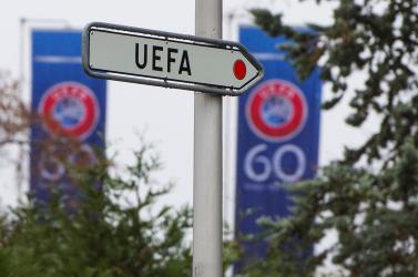 UEFA: felfüggesztették a BL- és El-mérkőzéseket