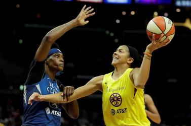 WNBA-rekordot döntött az amerikai kosarassztár
