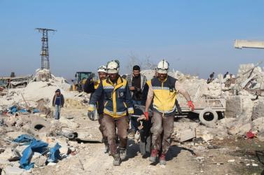 Életbe lépett a tűzszünetSzíriában,éjfél előtt még orosz harci repülőgépek bombáztak