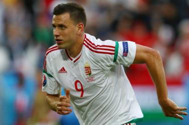 Magyar válogatott - Szalai Ádám nem játszik Svájc és Feröer ellen