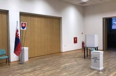 Megvan, este hatig mennyien szavazhattak a Dunaszerdahelyi járásban